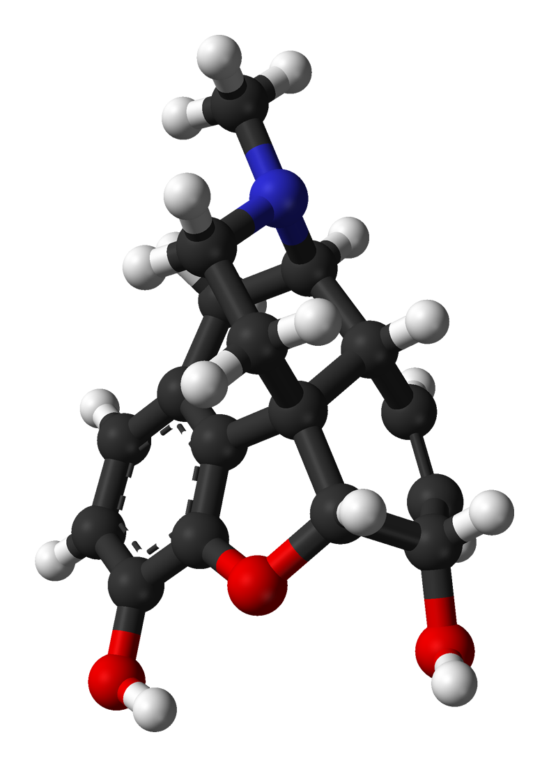 Morphine-from-xtal-3D-balls